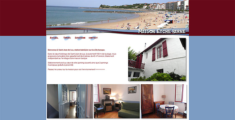Locations de vacances Saint Jean de Luz